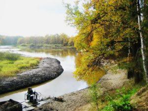 Очистка рек и водоемов